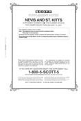 NEVIS / ST.KITTS 2000 (4 PAGES) #5