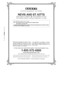 NEVIS / ST.KITTS 2001-2002 (6 PAGES) #6