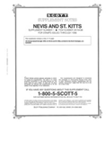 NEVIS / ST.KITTS 1996 (17 PAGES) #1