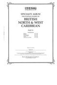 BR. NORTH & WEST CARIBBEAN 1937-1966 (56 PAGES)