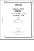 BR. NORTH & WEST CARIBBEAN 1967-1979 (80 PAGES)