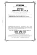 BRITISH LEEWARD ISLANDS 1986 #1 (53 PAGES)