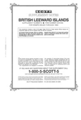 BRITISH LEEWARD ISLANDS 1994  #9 (59 PAGES)