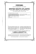 BRITISH S.ATLANTIC 1995   #9 (6 PAGES)