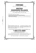 BRITISH WINDWARD ISLANDS 1988 #3 (76 PAGES)