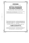 BR. WINDWARD ISL. - DOMINICA 1995 #10 (30 PAGES)