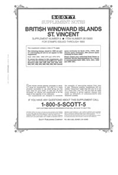 BR. WINDWARD ISL. - ST. VINCENT 1993  #8 (78 PAGES)
