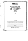ST. VINCENT 1994-1995 (126 PAGES)
