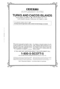 TURKS & CAICOS 2000 (8 PAGES) #5