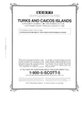 TURKS & CAICOS 1998 (7 PAGES) #3
