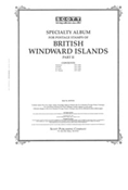 BR WINDWARD ISLANDS 1937-1966 (37 PAGES)