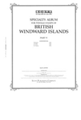 BR WINDWARD ISLANDS 1983-1985 (99 PAGES)