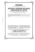 NEVIS & ST.KITTS 1995 (18 PAGES) (BRITISH LEEWARD ISL. #10)