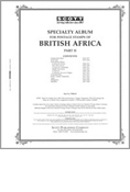 BRITISH AFRICA  PART 2: G-M (94 PAGES)