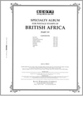 BRITISH AFRICA  PART 4: SE-T (78 PAGES)