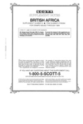 BRITISH AFRICA 1994 (12 PAGES) #6