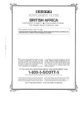 BRITISH AFRICA 1995 (14 PAGES) #7