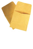 KRAFT 2X2 COIN ENVELOPE (PACK OF 50)