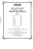 SCOTT FRENCH AFRICA 1886-1977 AFARS - IVORY COAST