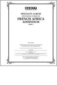 SCOTT FRENCH AFRICA ADDENDUM 1941-1944 DAHOMEY - IVORY COAST