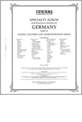 GERMANY 1849-1920 (217 PAGES)