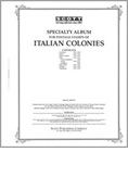 ITALIAN COLONIES 1892-1960 (121 PAGES)