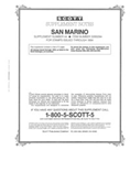 SAN MARINO 1994 (4 PAGES) #44