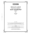 SAN MARINO 1977-1994  (48 PAGES)