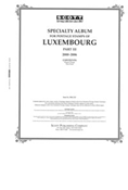LUXEMBOURG 2000-2006 (27 PAGES)