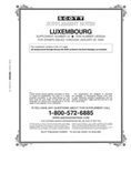 LUXEMBOURG 2004 (4 PAGES) #53