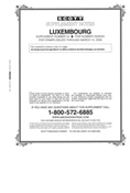 LUXEMBOURG 2005 (6 PAGES) #54