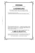 LUXEMBOURG 1999 (4 PAGES) #48