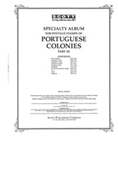 PORTUGUESE  COLONIES 1869-1973 P-Z (125 PAGES)