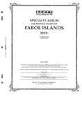 FAROE ISLANDS 1919-1995 (30 PAGES)