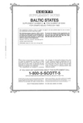 BALTIC STATES 1993 (10 PAGES) #2