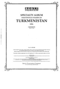TURKMENISTAN 1992-1997 (10 PAGES)