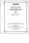 SWITZERLAND 1843-1987 (131 PAGES)