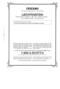 LIECHTENSTEIN 2000 (6 PAGES) #51