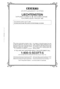 LIECHTENSTEIN 1999 (4 PAGES) #50