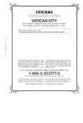 SCOTT VATICAN 2000 (8 PAGES) #33