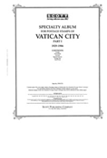 SCOTT VATICAN CITY 1929-1986