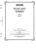 TURKEY 1961-1986 (93 PAGES)