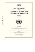 Scott UN Imprint Blocks 2007-2015
