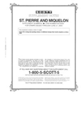 ST. PIERRE & MIQUELON 2000 (5 PAGES) #6