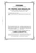 ST. PIERRE & MIQUELON 1999 (5 PAGES) #5