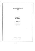 SYRIA 1995-1999 (24 PAGES)