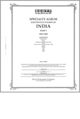 INDIA 1852-1969 (101 PAGES)