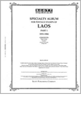 LAOS 1951-1984 (109 PAGES)