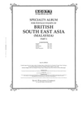 MALAYSIA: SOUTHEAST ASIA 1867-1963 (56 PAGES)