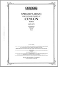 SRI LANKA - CEYLON 1857-1972 (32 PAGES)